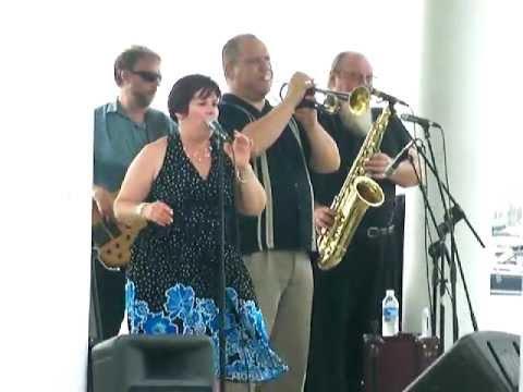 Diane Blue - Newport, RI, August 5, 2012