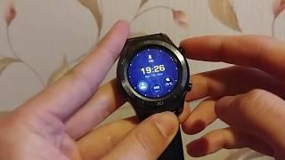 Обзор умных часов Huawei Watch 2 classic