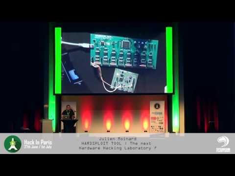 HIP16 TALK HARDSPLOIT TOOL  The next Hardware Hacking Laboratory