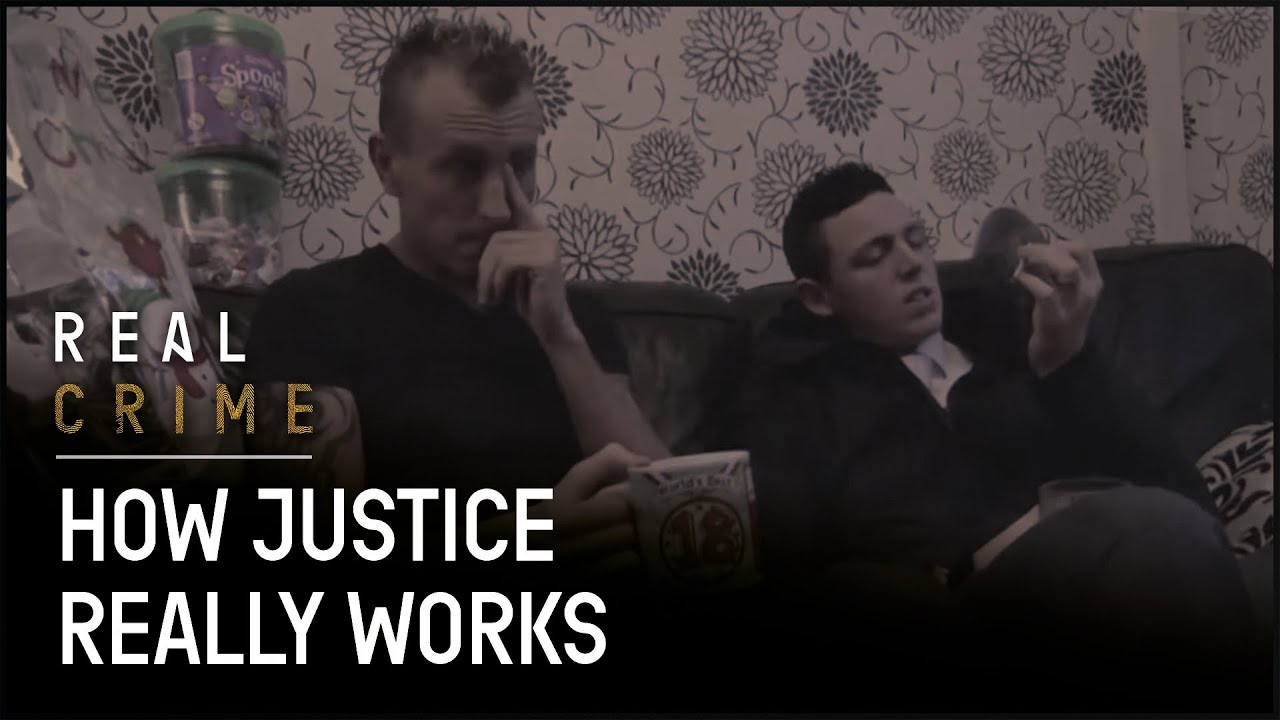 How Justice Really Works The Briefs S1 Ep2 Real Crime Youtube