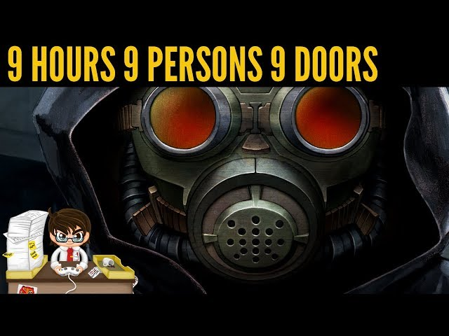 The Flash Of A Knife - 999: Nine Hours, Nine Persons, Nine Doors Part 8