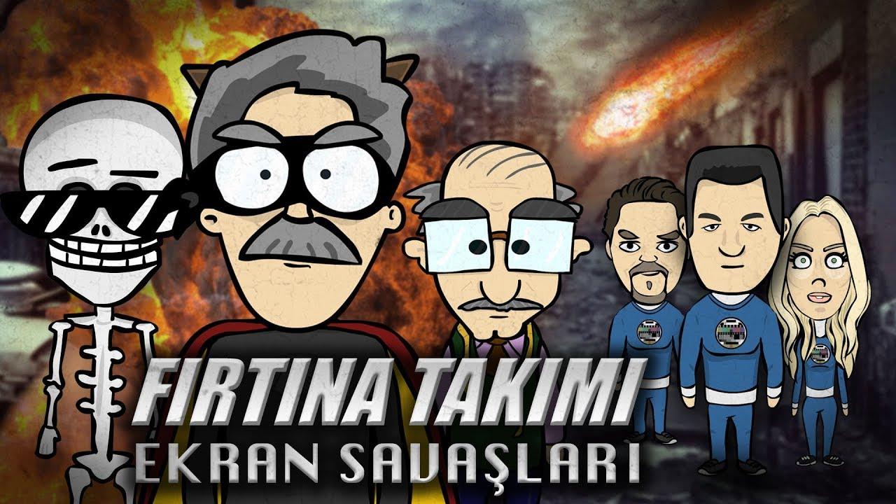 Fırtına Takımı: Ekran Savaşları | Özcan Show
