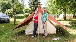 Quelle tente est facile et rapide à monter?