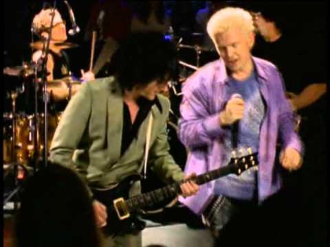 Billy Idol - Blue Highway (Live In New York 2001)