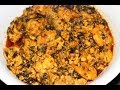 How to make Egusi Soup | Nigerian Food | Egusi Stew