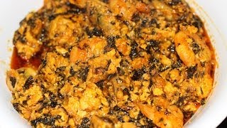 How to make Egusi Soup | Nigerian Food | Egusi Stew