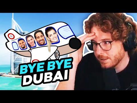 Dubai Influencer HAUEN wieder AB nach Deutschland... | #ungeklickt