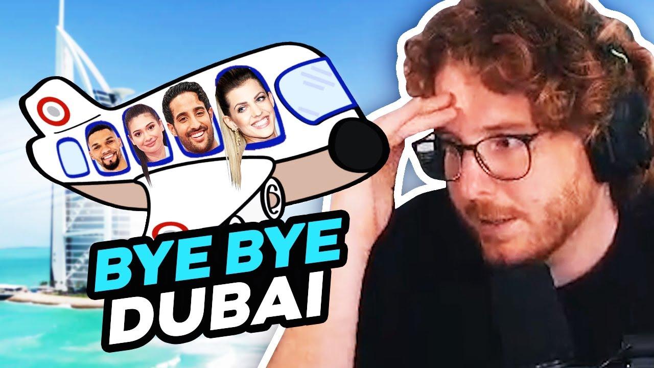 Download Dubai Influencer HAUEN wieder AB nach Deutschland...   #ungeklickt