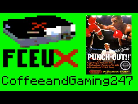 how to play punchout on the dlphin emulator