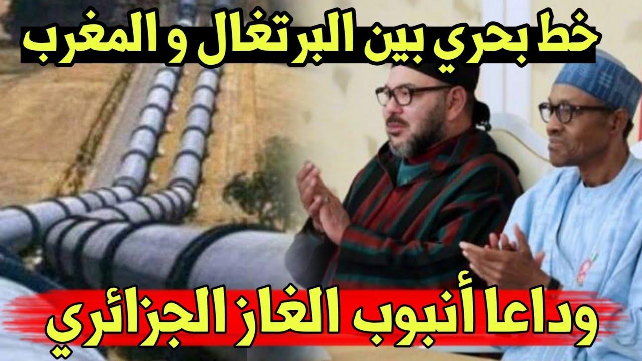المغرب يتحدى إسبانيا بخط بحري جديد، و الغاز النيجيري بديلا لأنبوب الغاز الجزائري .