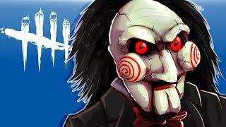 Dead By Daylight - SAW DLC!!! (New Killer, New Survivor!)