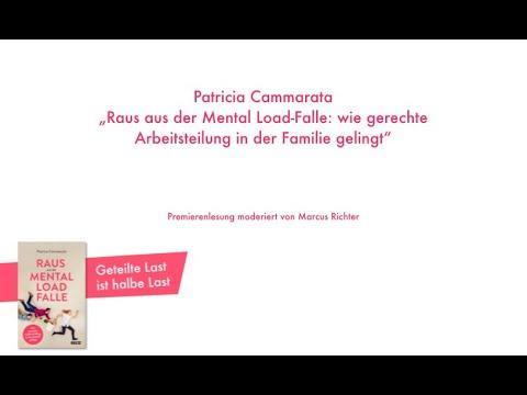 Raus aus der Mental Load-Falle YouTube Hörbuch Trailer auf Deutsch