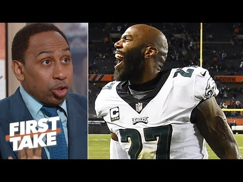 Eagles defense gets credit for win over Bears - Stephen A. | First Take