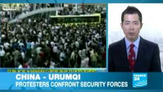China: Unrest flares in Urumqi over mysterious syringe attacks