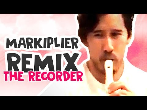 Markiplier - The Recorder (Remix by Party In Backyard)
