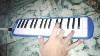 pengantin baru (Belajar Pianika)