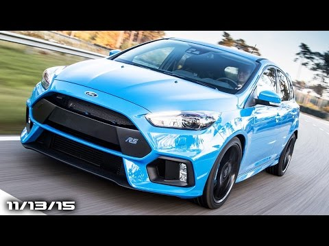 Ford Focus RS with More Power, Electric Hennessey Venom, New Honda Civic Coupe – Fast Lane Daily
