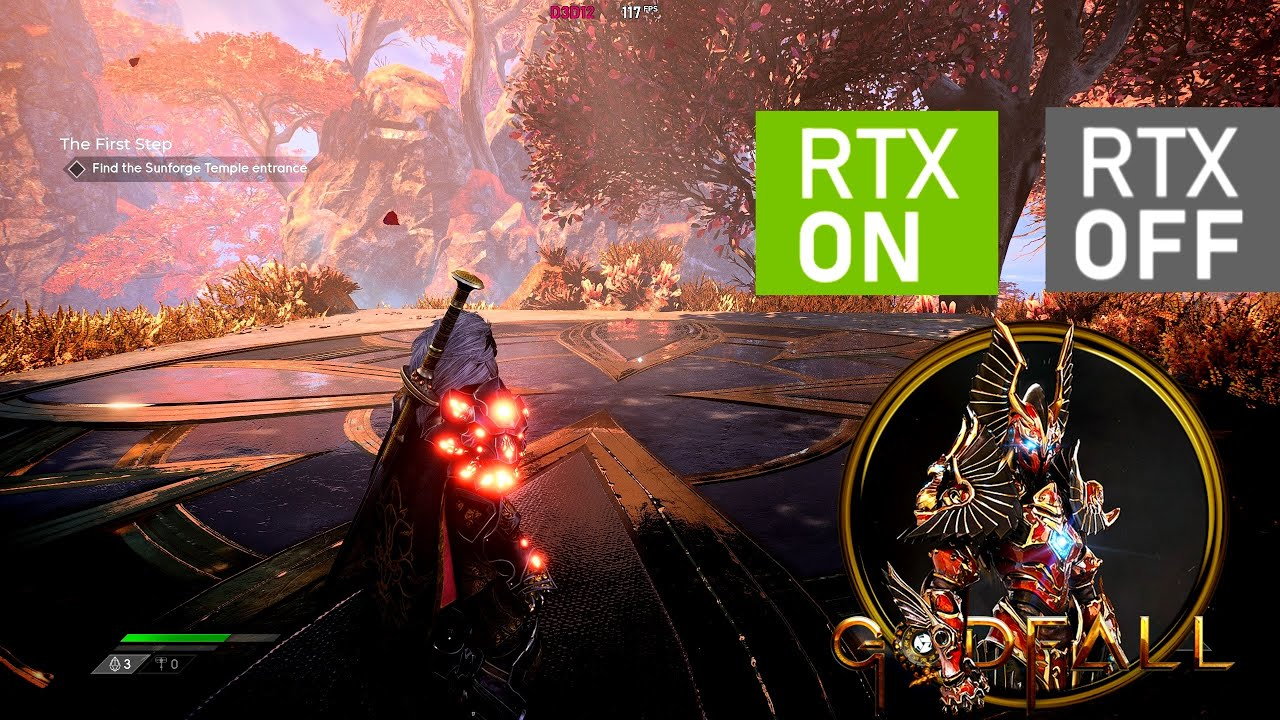 Download GODFALL: RAY TRACING ON vs OFF