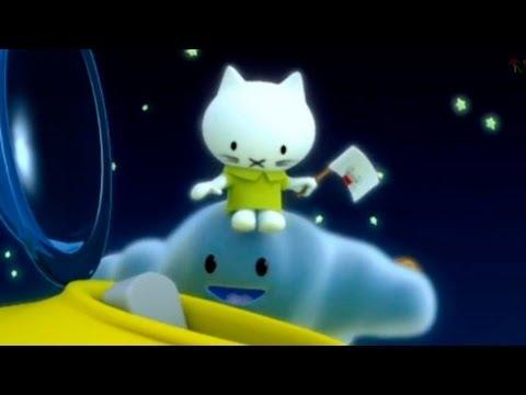 Мультики Детям - Мусти - Путешествие на Луну