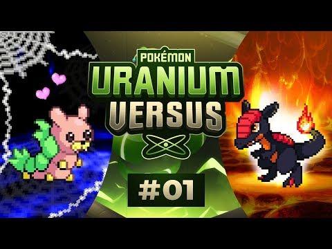 Pokemon Uranium Versus - EP01   THE REALM OF TANDOR!