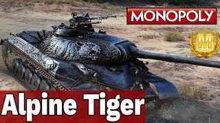 PIONEK Z GRY? - ALPINE TIGER - World of Tanks