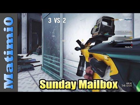Trapping Hatches Operator - Sunday Mailbox - Rainbow Six Siege