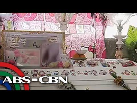 TV Patrol: Lamay ng 16-anyos na dalagita, puno ng disenyo na Hello Kitty