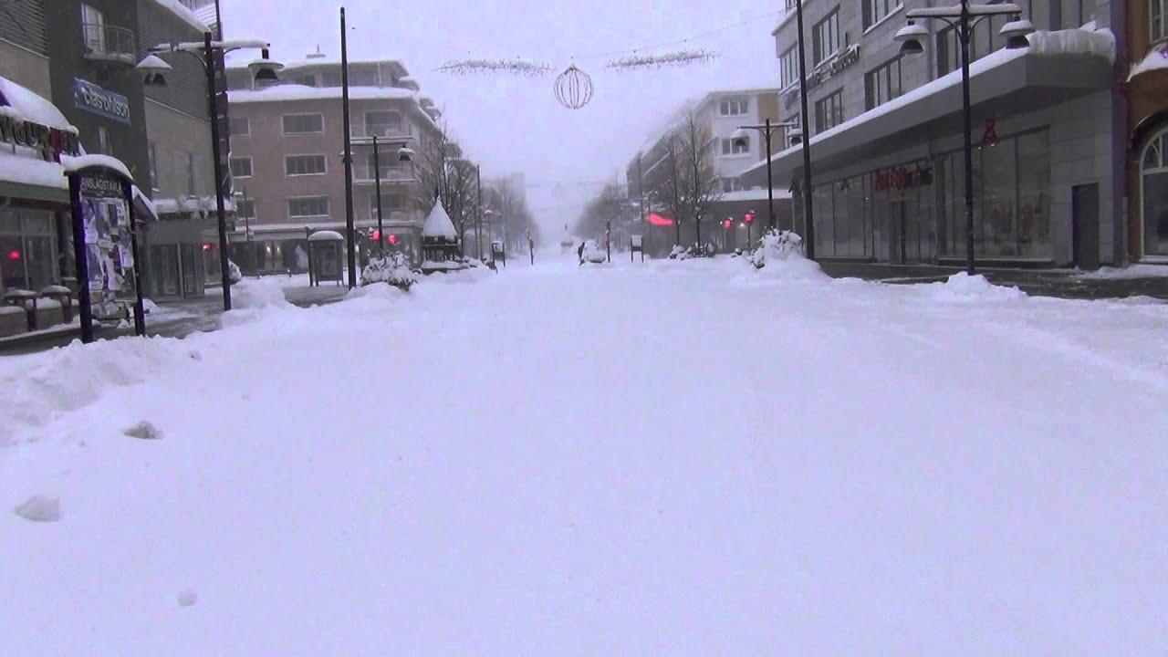 snö of sweden luleå