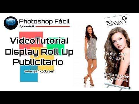 Photoshop Lona Publicitaria
