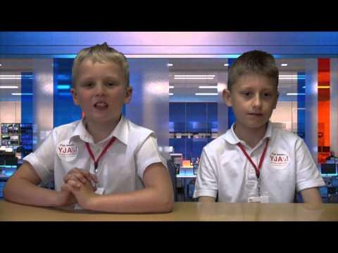 North Somercotes YJA 90 Second News - Episode 1