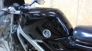 Покраска мотоцикла Хонда(Как мы красили мопэд Верховина., 2016-03-03T15:31:43.000Z)