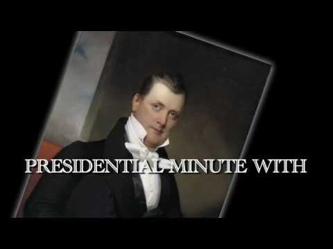 Presidential Minute With James Buchanan