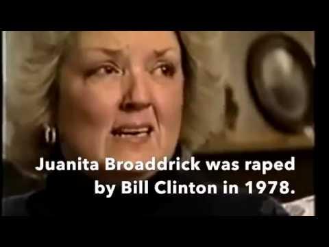 Download How Sexual Predator Bill Clinton Raped Juanita Broaddrick