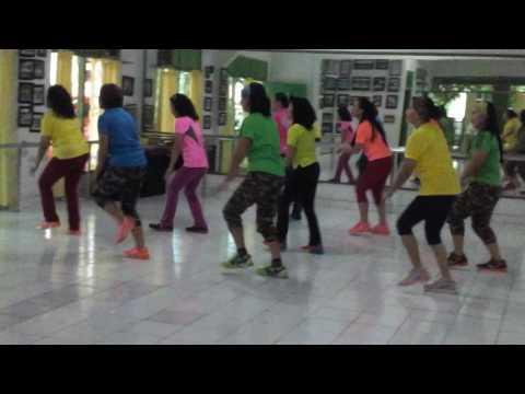 Line Dance My Africa Komunitas 3F Studio