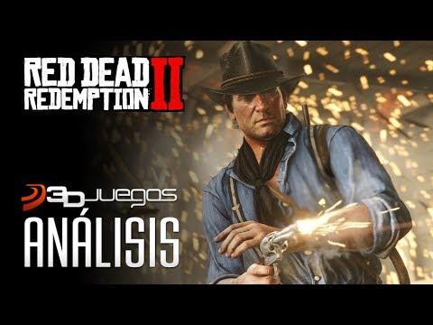 ¡Análisis de Red Dead Redemption 2 en 4K! ¿El juego de la generación?