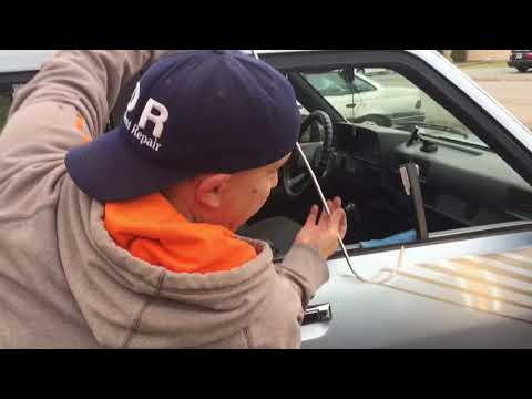 ⭐️PDR training with in-depth commentary and tips!⭐️👀IN DEPTH DENT REPAIR!!😎