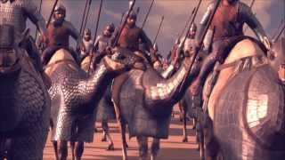 Rome 2 Total War Lets Compare Units in Battle. # 75 Camel Cataphracts vs Companion Calvary
