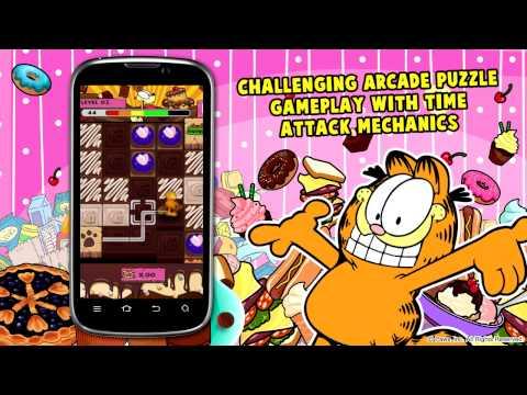 Garfield Puzzle Buffet