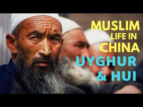 Kehidupan MUSLIM CHINA Suku UYGHUR dan HUI [MUSLIM LIFE IN CHINA]