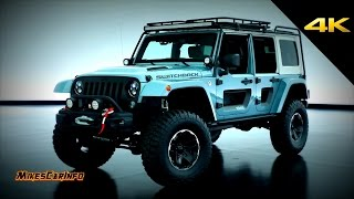2017 Jeep Wrangler Unlimited Switchback Concept