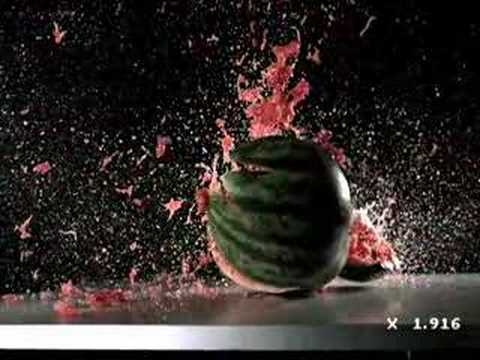 how to make a watermelon explode