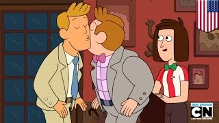 Clarence gay kiss: Cartoon Network wimps out on animated men kissing