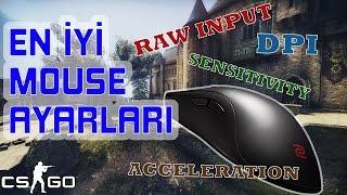 Mouse Settings - Raw Input - Videourl de