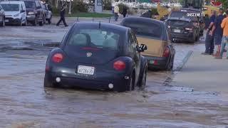 Coronado: Water Main Break 01302018