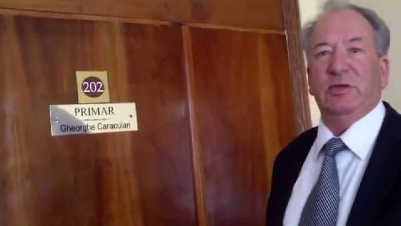 Primarul de Ialoveni a vrut să fie prevenit că umblu prin oraș