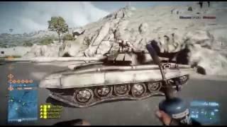 Battlefield 3 - Apelei pro tank