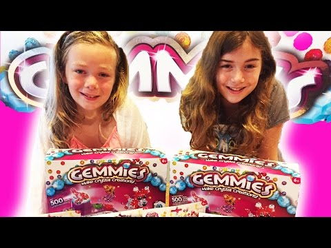 Gemmies Craft Kit For Kids | Unboxing And Review
