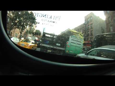 Driving from Costco in Long Island City to Hells Kitchen NYC #2