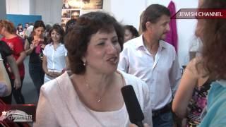 Интервью Галины Даниловой на женском форуме в Израиле