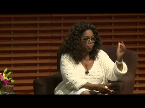 Oprah Winfrey: The Secret of My Success